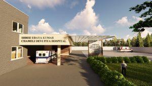 Uday Kumar Chemalidevi  Spinal Injury Hospital & Rehabilitation Centre