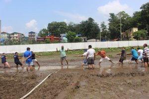 Read more about the article Rice Plantation and Fellowship Program
